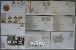 S895 Armenien Armenia über 130 FDC Abo-Sammlung 1992 2002