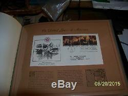 STAMP American Revolution bicentennial 1776-1976 FIRST DAY COVER COLLECTION