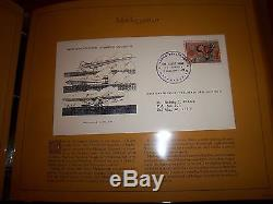 STAMPS OF ALL COUNTRIES FIRST DAY COVER 2 VOLUME COLLECTION WORLDWIDE 185 FDCs