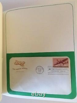 U. S. First Day Covers & Special Covers 187 Covers 1929 1952 in PCS Album