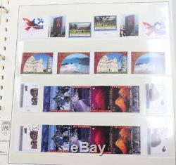 UNO Genf 1969 bis 2003 in 7 Alben, FDC, viele Bogen, Markenheftchen etc