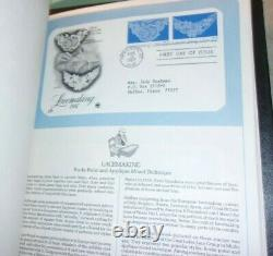 US FIRST DAY COVERS & SPECIAL COVERS Postal Commemorative Society 3 Albums 239