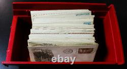 US Stamps Collection Lot of 150+ 1930's First Day Covers