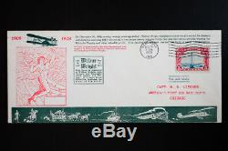 US Stamps First Day Cover FDC C11