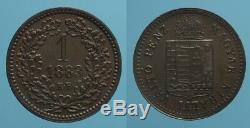 Ungheria 1 Krajczar 1883 Kb Franz Joseph Fdc 2