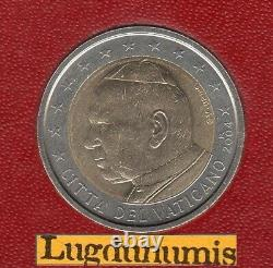 Vatican 2004 2 Euro BU FDC Jean Paul II 85000 exemplaires Provenant du BU RARE