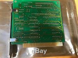 Vintage DTK PII-151B Floppy Drive Controller Interface FDC IBM PC XT AT ISA bus