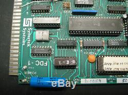 Vintage SYM1 FDC-1 Floppy Disk Controller Board also perSYMone AS-IS