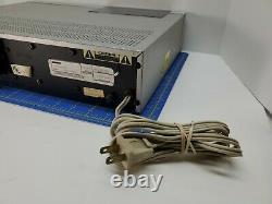 Vintage Sylvania (Magnavox) FDC303SL (FD3030) Compact Disc CD Player Rare As-Is