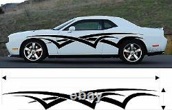 Vinyl Graphic Decal Car Truck Kit Custom Size Color Variation Mt-17