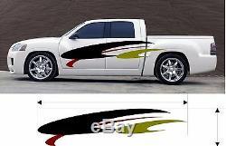 Vinyl Graphics Decal Sticker Car Boat Auto Truck 100 Mt-242-y-m