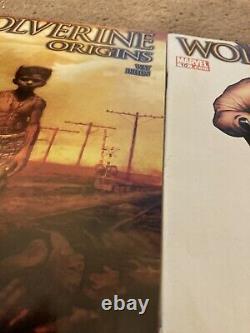 Wolverine Origins #10 first Daken NRMT/MINT BOTH COVERS ONE DAY FIRE SALE